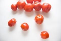 Viel der Tomaten Lizenzfreie Stockbilder