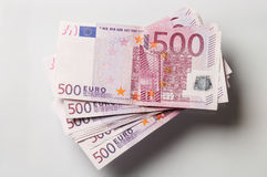 Viel Geld Stockbild