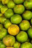Viel Tangerine für Verkauf Stockbild
