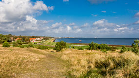 Vieland and Waddensea, Holland Royalty Free Stock Photo