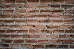 Viele alten Ziegelsteine Lizenzfreies Stockfoto