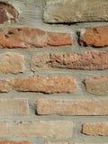 Viele alten Ziegelsteine Stockbilder