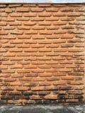 Viele alten Ziegelsteine Stockfotografie