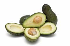 Viele Avocados. Stockfotografie