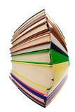 Viele Bücher Stockfoto