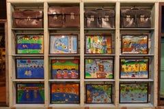 Viele Bild der Zeichnung der Kinder Stockbilder
