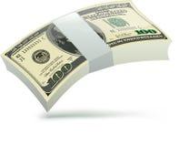 Viele Dollar Lizenzfreie Stockbilder