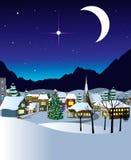 Viele Feiertagsverzierungen und -geschenke stock abbildung