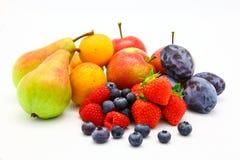 Viele Früchte Lizenzfreies Stockfoto