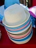 Viele Hüte stockbilder