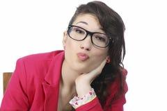 Viele Küsse für Sie Lizenzfreie Stockfotografie