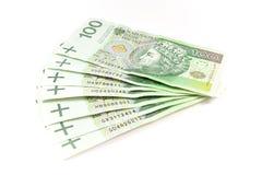 Viele polieren Geld Lizenzfreies Stockfoto