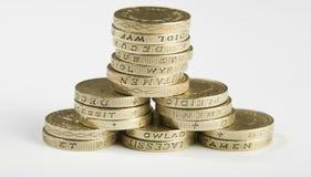Viele Pounds Lizenzfreies Stockbild