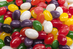 Viele Süßigkeiten stockbilder