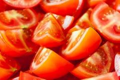 Saftige Tomaten stockbilder