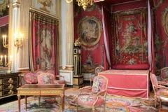 Viele unbezahlbaren Meisterwerke angezeigt im Louvre, Paris, Frankreich, 2016 lizenzfreies stockfoto