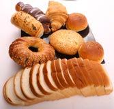 Vielzahl der Bäckerei lizenzfreies stockfoto
