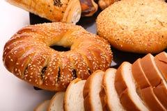 Vielzahl der Bäckerei lizenzfreie stockfotos