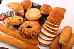 Vielzahl der Bäckerei stockfotos