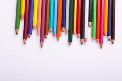 Vielzahl von hölzernen Farben Lizenzfreie Stockfotografie