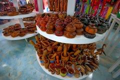 Vielzahl von karibischen Andenken Lizenzfreie Stockfotos