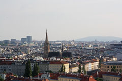 Viena Áustria Fotografia de Stock Royalty Free