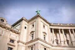 Viena - Hofburg fotos de stock royalty free