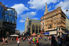 Viena, Austria Fotografía de archivo