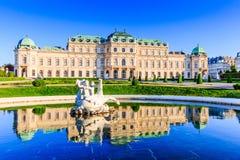 Viena, Austria Imágenes de archivo libres de regalías