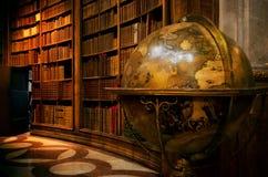 Viena, biblioteca nacional austríaca fotografía de archivo libre de regalías