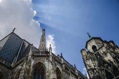 Viena - catedral del St Stephan, Austria, Wien Imágenes de archivo libres de regalías