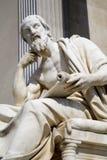 Viena - filósofo para o parlamento do fienna Fotos de Stock Royalty Free