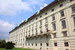 Viena - Hofburg fotos de stock