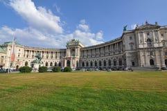 Viena Hofburg Imagen de archivo libre de regalías