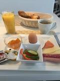 Vienes frukost royaltyfria foton