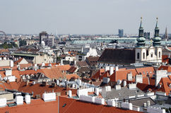 Vienna. Cityscape of Vienna - capital city of Austria Royalty Free Stock Photography