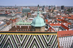 Vienna Fotografie Stock