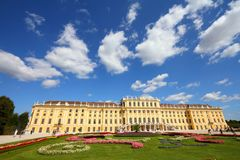 Vienna Royalty Free Stock Photos