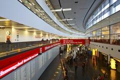 Vienna airport. Stock Image