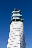 Vienna airport tower Royalty Free Stock Photos