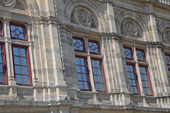 Vienna architecrure Stock Image