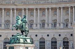 Vienna architecrure Stock Photography