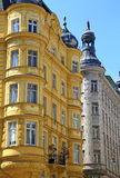 Vienna architecrure Royalty Free Stock Images