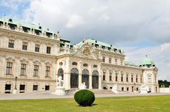 Vienna architecture Stock Photography