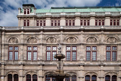 Vienna architecture Royalty Free Stock Images