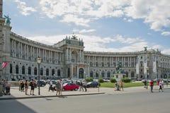 Vienna architecture Stock Photos