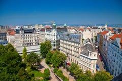 Vienna architecture Stock Photo
