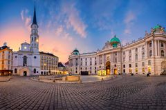Free Vienna, Austria. Royalty Free Stock Images - 128275309