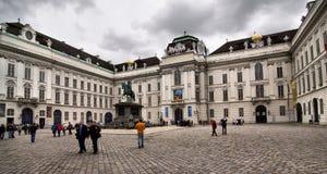 Vienna in Austria Stock Photo