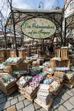 Traditional Easter Market In Vienna Stock Photography